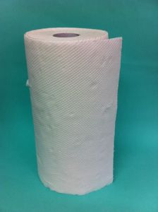 Kitchen Paper Towel, Virgin, 2ply, 4rolls/Pack pictures & photos