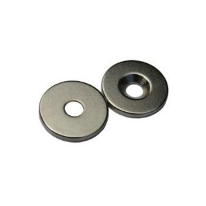 Countersunk Permanent Sintered Neodymium/ NdFeB Magnet pictures & photos