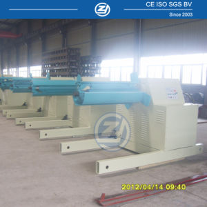 5 Ton Automatic Steel Hydraulic Uncoiler pictures & photos