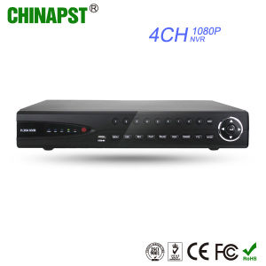 4 Channel H. 264 Network Video Recorder (PST-NVR204) pictures & photos