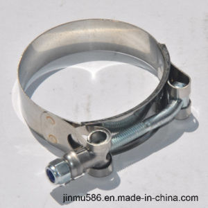 T Bolt Hose Clamp (38-43) pictures & photos