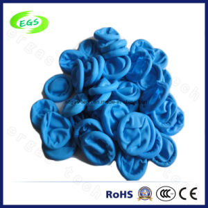 Blue ESD Latex-Free Powder-Free Nitrile Finger Cots Made in Malaysia (EGS-001) pictures & photos