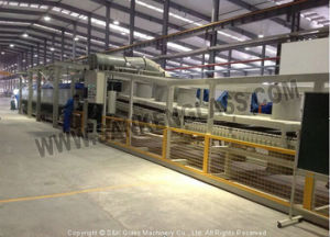 Auto Side Windows Glass Bending & Tempering Line pictures & photos