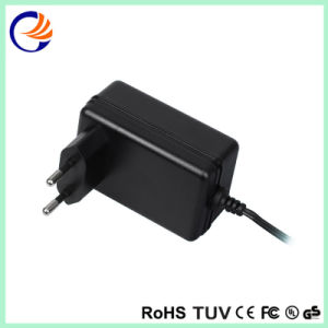30W VDE Black Casing Universal AC/DC Adaptor Switching Power Supply