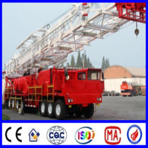 Oil and Gas Well Drilling API Truck-Mounted Drilling Rig