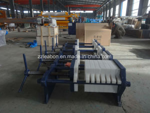 Manual Power Liquor Wine Extracting Small Filter Press pictures & photos