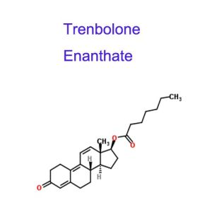 Parabolan Light Yellow Bulking Steroids Trenbolone Enanthate for Bodybuilding pictures & photos