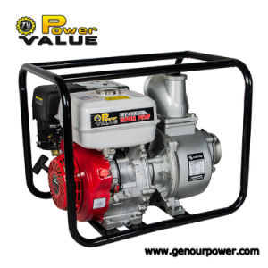 Gasoline Suction Pump Manual with Recoil Easy Start Engine pictures & photos