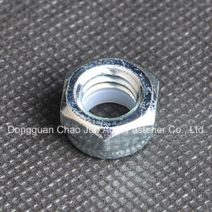 Carbon Steel Nylon Insert Lock Nut pictures & photos