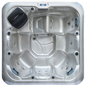 Ce Apprlval Low Price New Design Balboa Acrylic Jacuzzi for SPA Hot Tub pictures & photos