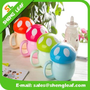 OEM Design Promotion Gifts Plastic Travel Mug (SLF-PM020) pictures & photos