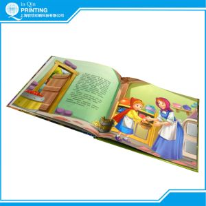 Low Cost Child Hardcover Book Printing in China pictures & photos
