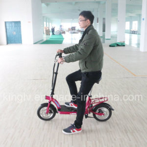 2016 New Mini Foldable Electric Scooter Folding Electric Skateboard pictures & photos