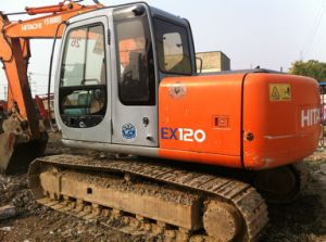 Used Hitachi Ex120-5 Excavator, Used Hitachi Excavator Ex120-5