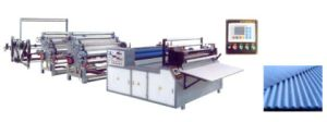 One-Side Corrugared Cardboard Production Line pictures & photos