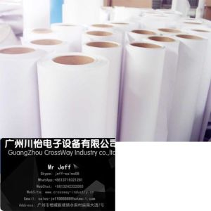 PP Adhesive Paper for Indoor Inkjet Printing Materials