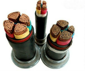 4 Core 95mm Power Cable for Underground Electric Cable pictures & photos