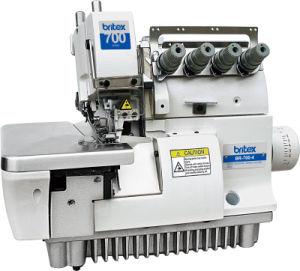 Br-700-4/4h Super High Speed Five Thread Wide Neelde Gage Overlock Machine pictures & photos