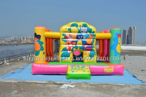 Themed Small Combo, Kids Products Children Game Inflatable Bouncer Maze B2191 pictures & photos