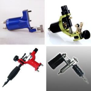 Hot Sale Brand Quality Rotary Gun Style Tattoo Machine pictures & photos