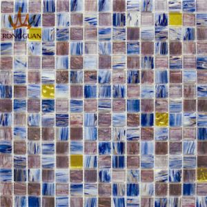 Mixture Color 20X20mm Mosaic for Bathroom and Kitchen (MC817) pictures & photos