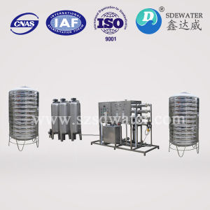 Automatic RO Drinking Water Treatment Machine pictures & photos