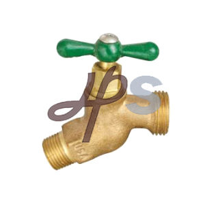 Brass Angle Type Sillcock Valve pictures & photos