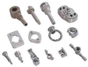 Aluminum Casting Parts / Customed Metal Casting Parts pictures & photos