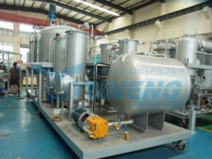 Good Design for Used Tire Pyrolysis Oil Recycling Plant pictures & photos