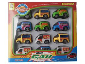 Plastic Car of Pull Back Car for Children pictures & photos