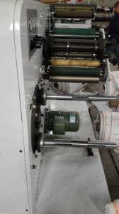 Slitting Machine 320 Two Rewinding Shaft pictures & photos