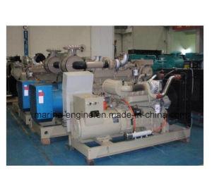 250kVA/200kw Chinese Zichai Diesel Marine Generator Z6170zld-2 Engine pictures & photos