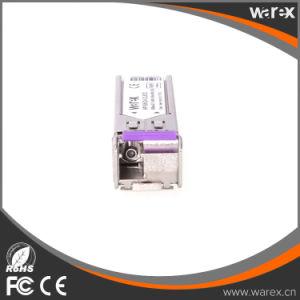 1000Base BX-D LC, 40 Km, TX: 1490 nm, RX: 1310 nm SFP transceiver. GLC-BX-D-40 100% Cisco compatible. pictures & photos