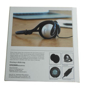 Paper Display Packing Box for Electronic Product (Headphone) pictures & photos