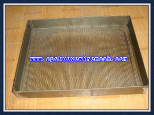 China Factory Supply SUS316 / Aluminum Perforated Metal for Decorative Filters pictures & photos