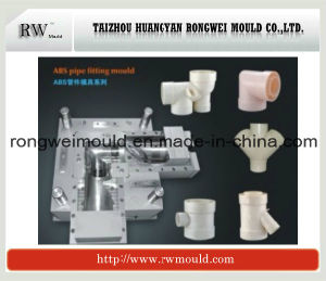 Plastic ABS Pipe Fitting Mould/Injection Mould