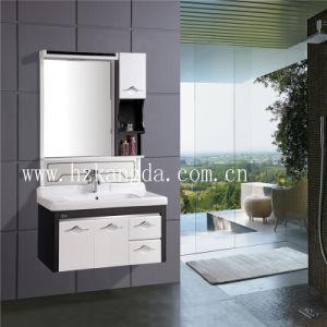 PVC Bathroom Cabinet/PVC Bathroom Vanity (KD-517) pictures & photos