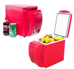 Mini Thermoelectric Cooler 6 Liter DC12V, AC100-240V for Outdoor and Home Use pictures & photos