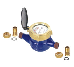 """Multi Jet Cast Iron Water Meter, Dry Type (1/2"""" to 2"""") pictures & photos"""