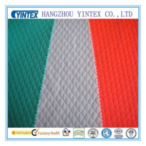 Polyester Knitted Fabric for Mattress/Textiles (thicken fabric) pictures & photos