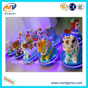 High Quality Fiberglass Animal Ride Arcade Machine for Sale with CE Certificate pictures & photos