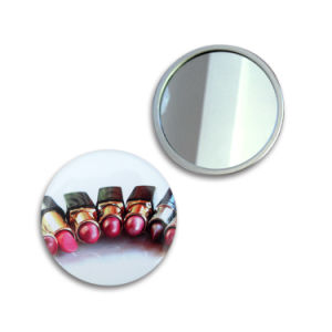 Promotional Pocket Mirror for Girls pictures & photos
