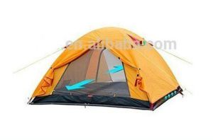 Waterproof Double Layer 2-3 Person Outdoor Camping Tent pictures & photos