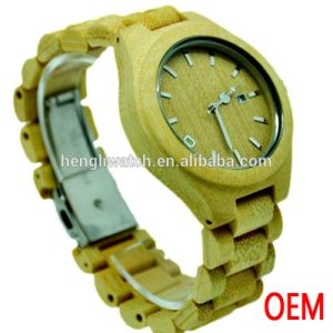 Fashion Wooden Watch, Best Quality Wood Watch (Ja15100) pictures & photos