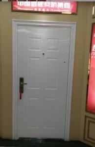 Yuanzheng Hot Sale Security Steel Door pictures & photos