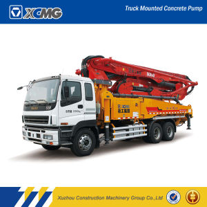 XCMG Official Manufacturer Hb50k 50m Truck Mounted Concrete Pump pictures & photos