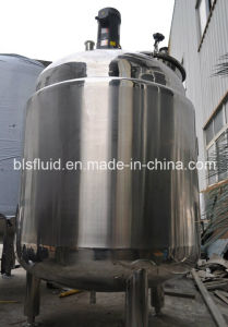 500 Liter Steam Heating Mixer pictures & photos