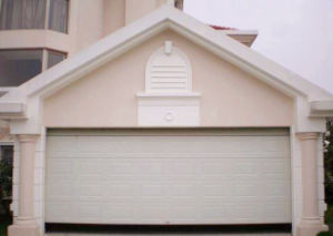 Elegant Wrought Iron Garage Door for Villa (UID-G008) pictures & photos