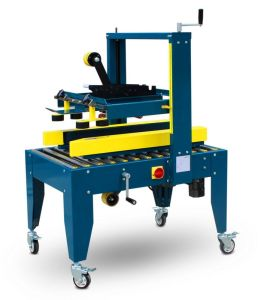 Semi Automatic Packaging Machine for Carton Packing & Sealing (EXA-500)