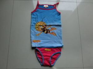Boy′s Kid′s Cartoon Design Underwear Sets